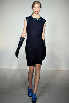 House of Holland | Fall 2012 Ready-to-Wear Collection | Vogue Runway