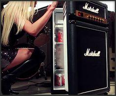 marshall fridge