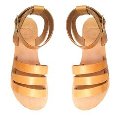cb93dc987 GLADIATOR SANDALS Mid High from 100% Full Grain Leather