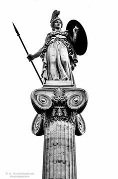 Goddess Athena, Patron of Athens