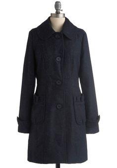 I so love coats!