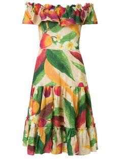 Compre Isolda Vestido estampado.