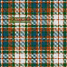 MacFarlane Dress - Ancient Colours