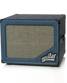 SL 112 Blue Bossa ~ Aguilar is simply the best in bass amplification