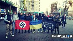 Via Laurent Brayard L'Ukraine qui ne se cache pas, seuls les Européens et les Français ne veulent pas voir
