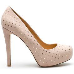 Женская обувь и аксессуары Stradivarius Осень-зима 2012-2013 —... ❤ liked on Polyvore featuring shoes