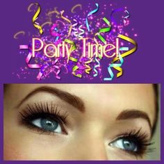 HOST a VIRTUAL PARTY AND EARN 3D Fiber Lashes!!! www.sassyeyesbymerrily.com