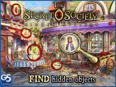 The Secret Society v1.21.2200 Mod APK - APKWare