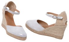 Stardust is what makes BEGOÑA irrestible.  BEGOÑA ESPADRILLES made in Spain at www.espadrillesetc.com