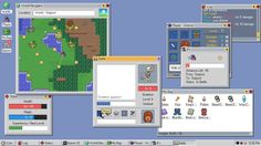Kingsway is a neat-looking RPG in an operating system: Andrew Morrish's Kingsway looks like a good time. It's a fantasy role-playing game…