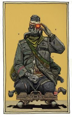 Rare Killzone Artwork - http://www.CandB.com
