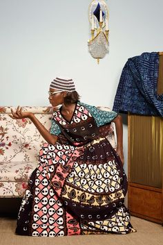 Duro Olowu Takes Us to Senegal with 70s-Inspired Collection