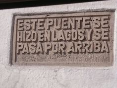 V de viajera: El lugar donde los puentes se pasan por arriba. Lagos de Moreno, Jalisco.