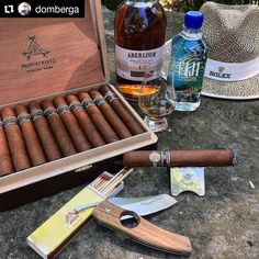 Perfect cigar, perfect cut, perfect moment … As usual with @domberga it's #PerfectEverything ✌️ #Repost with @repostapp・・・ Monte Monday what a cigar folks! http://ift.tt/2o5EHgD | info on the knife : http://ift.tt/1J1EGDu