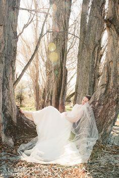 Wanaka Wedding - Rock The Frock Shoot - Photography by Alpine Image Co. Ltd