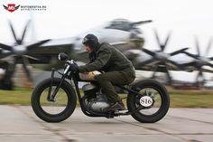 """""""MOTORCULT"""": Jawa 250 typ 559 bobber «bob 816»"""
