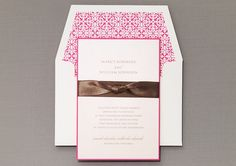 Energy Wedding Invitation by honey-paper.com #wedding #luxurywedding #b.t.elements