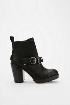 great black boots