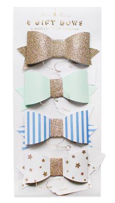 Mignon | paper gift bows