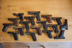 Hk P7, Heckler & Koch, Firearms, Hand Guns, Weapons, Weapons Guns, Pistols, Guns, Weapon