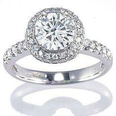 Brilliant Cut Diamond Engagement Rings Yellow Gold 44