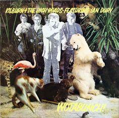 Kilburn & The High Roads feat. Ian Dury - Wotabunch !