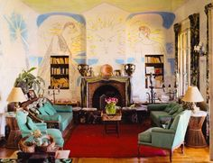 Jean Cocteau's house