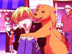 Tamaki and Antoinette (.gif)