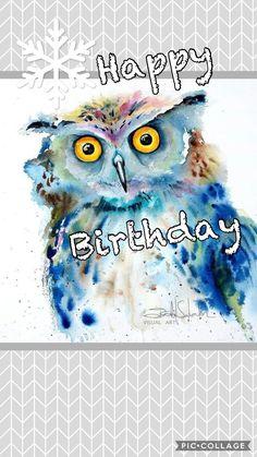 My Second Favorite Happy Birthday Meme Happy Birthday Pretty Lady, Happy Birthday Owl, Birthday Freebies, Happy Birthday Quotes, Birthday Love, Animal Birthday, Birthday Messages, Birthday Greetings, Birthday Stuff