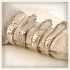 Good Ideas For You | Napkin Rings
