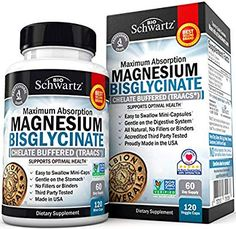 Magnesium is an essential mineral that helps maintain healthy muscle and bones. Here are 6 magnesium deficiency symptoms you should look for to have good health. Magnesium For Sleep, Best Magnesium, Magnesium Deficiency Symptoms, Magnesium Supplements, Magnesium Glycinate, Sleep Supplements, Leg Cramps, Shopping, Rock