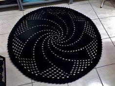 Crochet Doily Patterns, Thread Crochet, Filet Crochet, Crochet Doilies, Crochet Flowers, Crochet Kitchen, Crochet Home, Love Crochet, Knit Crochet
