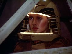 Lt. Sorrell (Janet Lynn Curtis) - Battlestar Galactica S01E04 (Episode 2): Lost Planet of the Gods, Part 1 (First Aired September 24, 1978)
