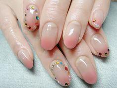 Nail Art. Re-pin if you like. Via Inweddingdress.com #nails