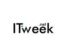 IT news website logo design Logo Design by LDYB