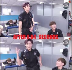 And they say Kookie is the normal one XD plz