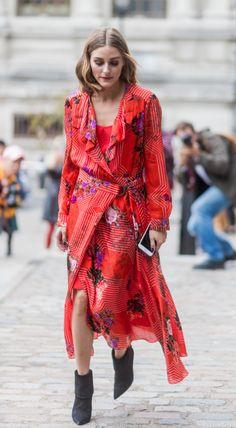 Olivia Palermo, Wrap Dress, Bohemian, Dresses, Style, Fashion, Vestidos, Swag, Moda