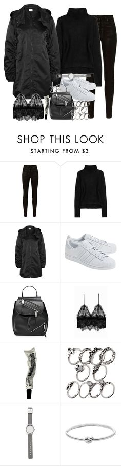 """""""Unbenannt #1033"""" by flytotheunknown ❤ liked on Polyvore featuring rag & bone, T By Alexander Wang, Acne Studios, adidas Originals, Marc Jacobs, Anine Bing, Aesop, Witchery, Michael Kors and French Connection"""