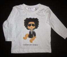 cocodrilova: camisetas infantiles