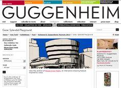 GUGGENHEIM NY da Giuseppe D. Caputo, via Behance