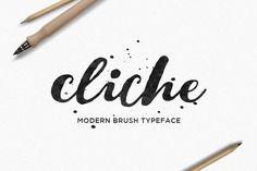 Popular Script Fonts ~ Creative Market