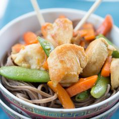 . Simple Stir Fry Recipe from Grandmothers Kitchen.