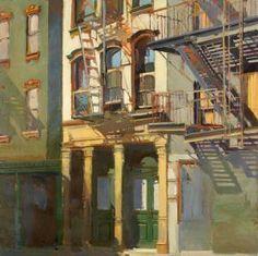 Francis Livingston - Soho Shadows