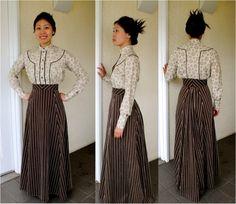 steampunk blouse - Google Search
