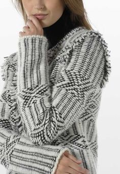 inlay weave knit