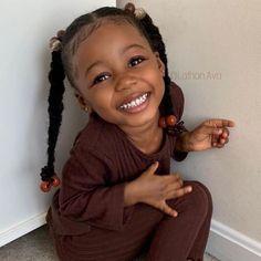 Cute Mixed Babies, Cute Black Babies, Beautiful Black Babies, Cute Little Baby, Pretty Baby, Beautiful Children, Cute Babies, Divas, Black Baby Girls