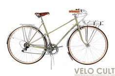 Vintage Peugeot Mixte from Velo Cult