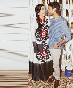 'I knew Sonam as that girl with the pigeon on her head'- Dhanush