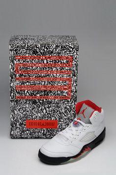 b396f666a8a nike air jordan 5 shoes  retro  colorways  orange  sapphire  firered