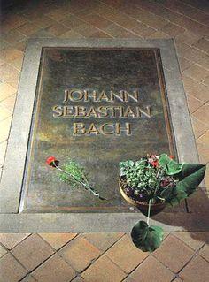 Johann Sebastian Bach (1685 - 1750) - Find A Grave Photos
